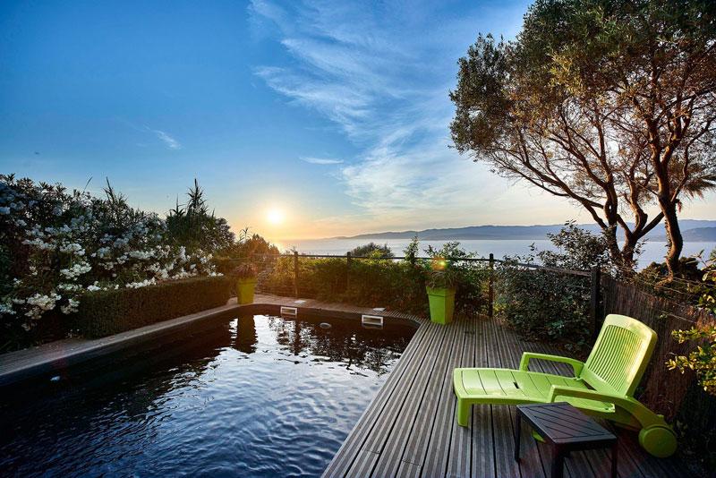 Fianca l'Osso - Chambres d'hôtes en Corse